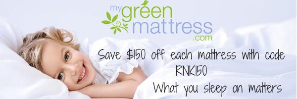 my green mattress coupon