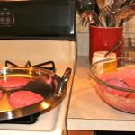 Pink Pancakes – A Little Veggie Trick!