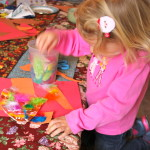 A Quick and Easy Turkey Craft for Young Kids
