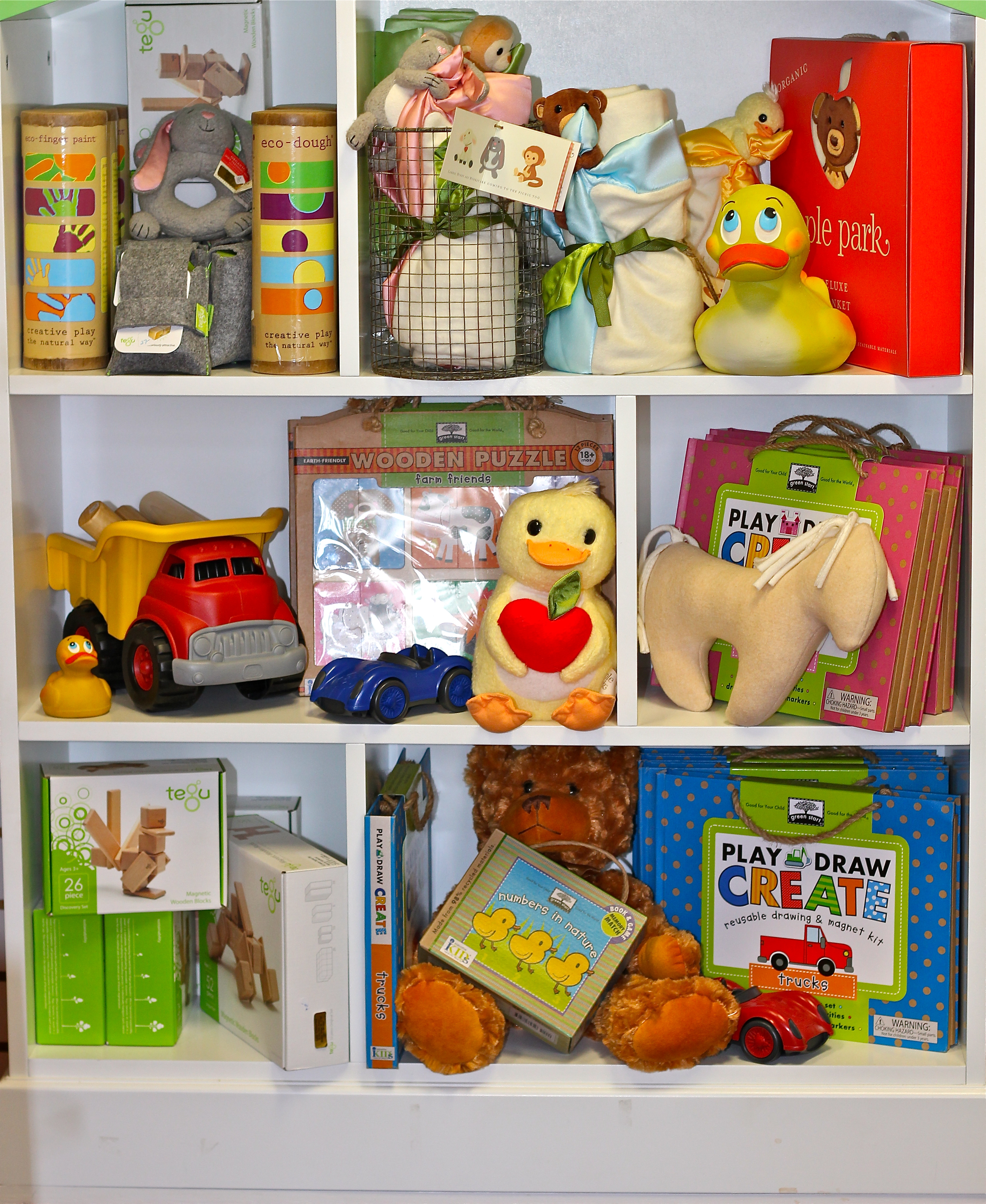 Green Toys Safe Toys and Toys Made Close to Home
