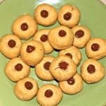 Gluten Free Peanut Butter Ball Cookies