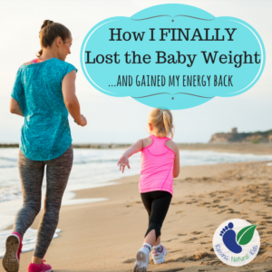 How I Finally Lost the Baby Weight