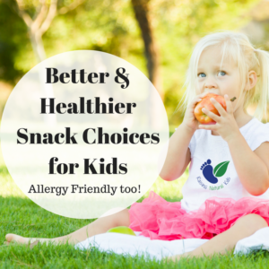 Healthier Snack Choices for Kids