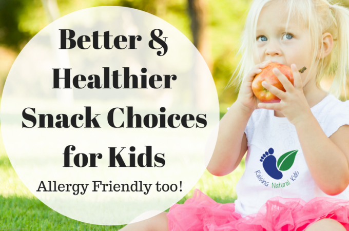 Healthier Snack Choices