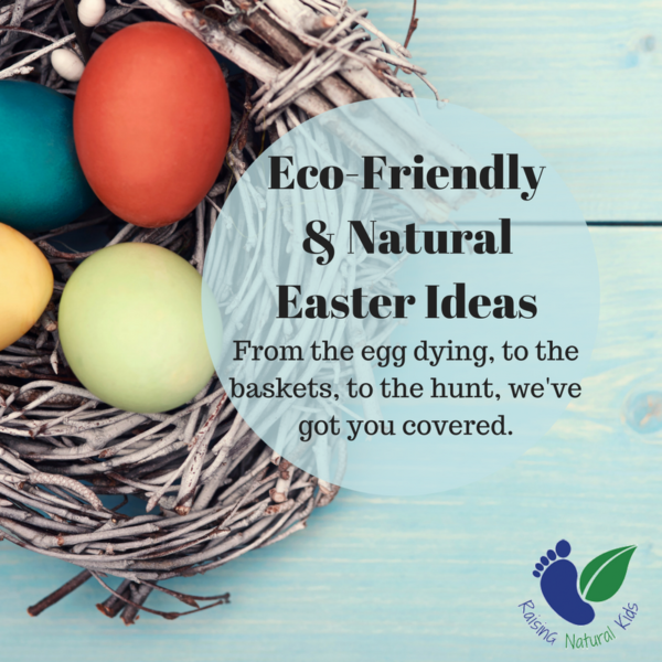 Eco-Friendly Easter
