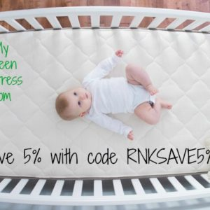 My Favorite Organic Crib Mattress & Why It Matters