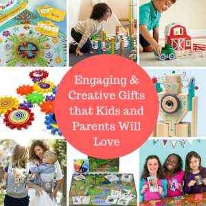 Engaging & Creative Gifts that Kids and Parents Will Love