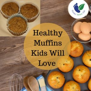 Healthy Muffins Kids Will Love