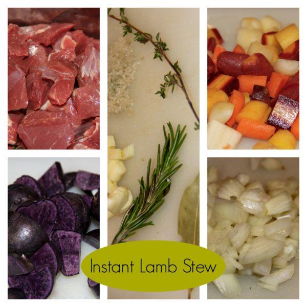 instant lamb stew