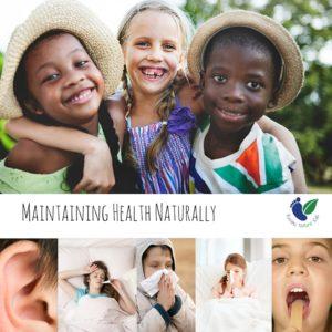 natural ear health