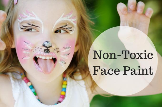 non-toxic face paint