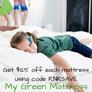 My Green Mattress Coupon Code