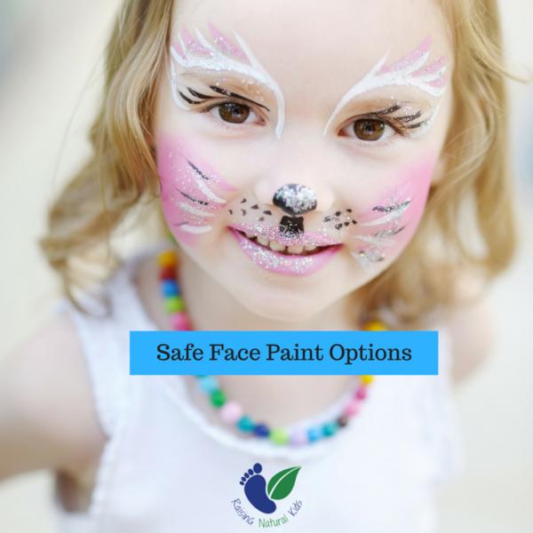 safe face paint