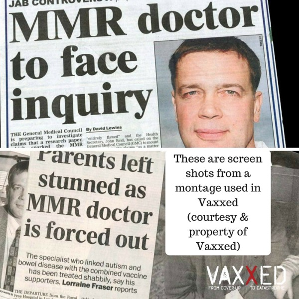 vaxxed montage