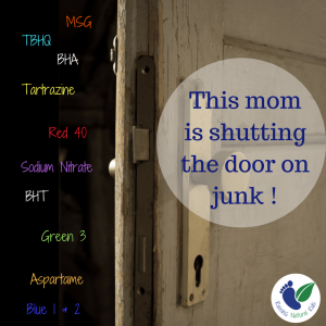 I am THAT MOM – Saying No to TBHQ and other Junk in Foods