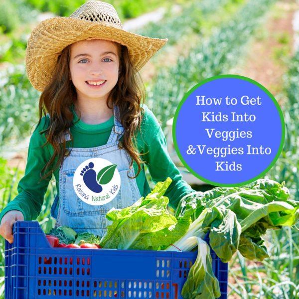Kids Eat Veggies