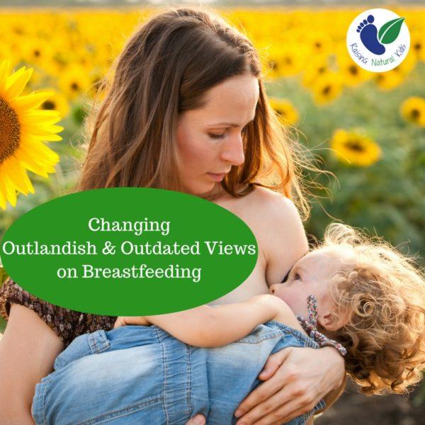 breastfeeding views