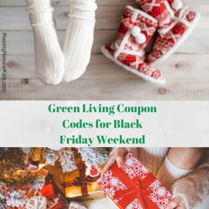 Save on Natural & Organic Products for the Holidays