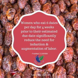 pregnancy dates