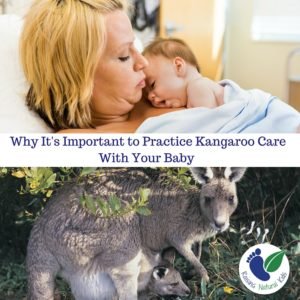 Kangaroo Care Helps Newborn Babies Thrive