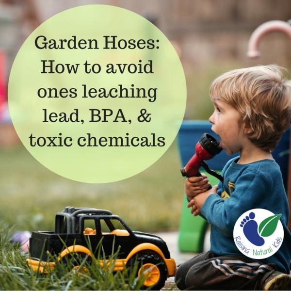 garden hose & Garden Hoses - A Potential Health Risk