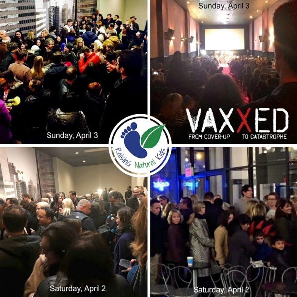 VaxXed Crowd